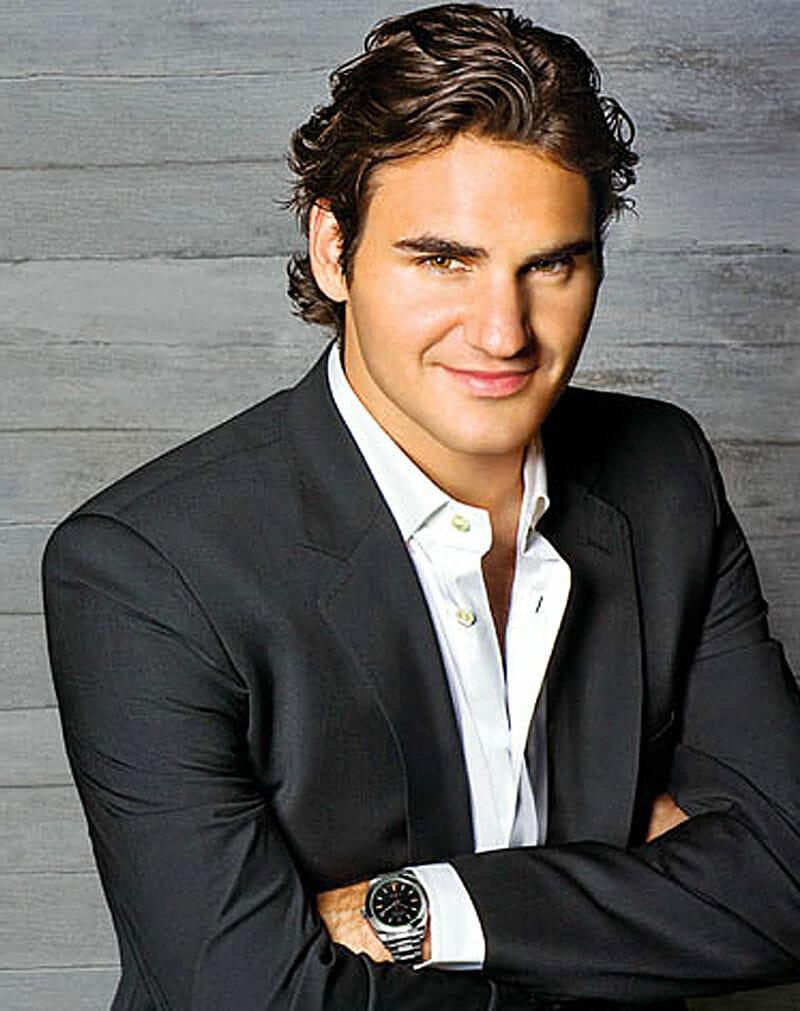 Rolex Milgauss Worn By Roger Federer Rubber B