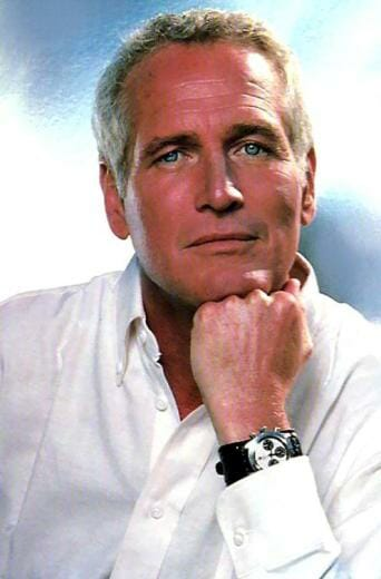 Paul Newman And His Rolex Daytona Rubber B