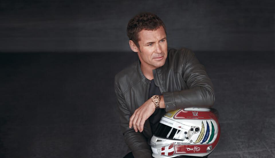 Tom Kristensen Rolex Daytona