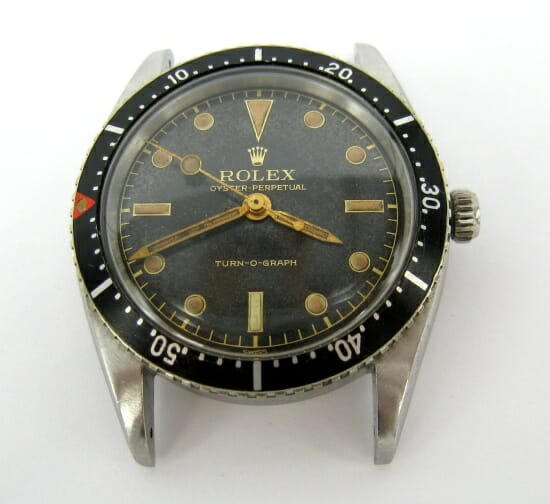 Submariner from 1950