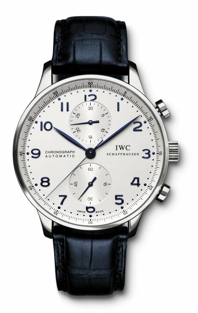IWC: Classic elegance in the Portuguese line