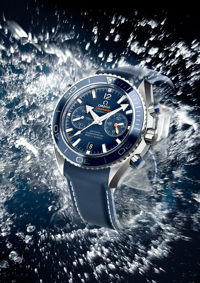Omega The Seamaster Series Rubber B