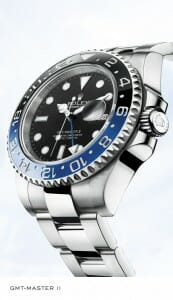GMT Master II on Oyster Strap
