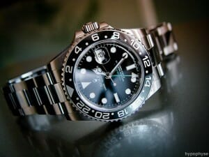GMT Master II on Oyster Band