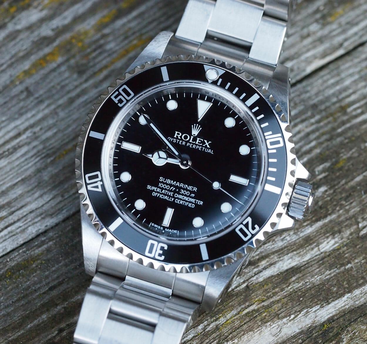 Rolex Submariner-14060M