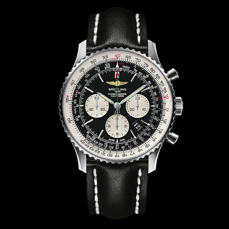 Breitling The Navitimer 01 Watch Rubber B