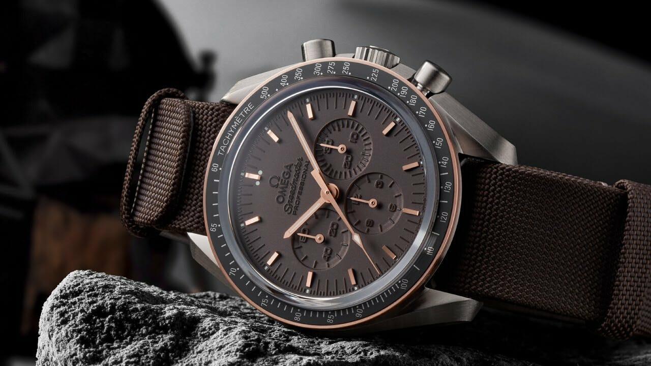 Omega Speedmaster Professional Apollo 11limited Edition