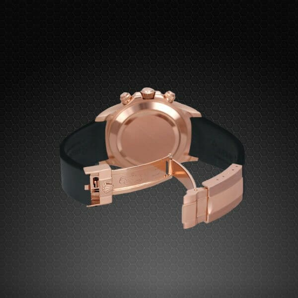 Rolex Leather Strap Replacement For Rose Gold Rolex