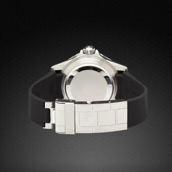 Luxury Strap for Rolex Submariner 16610 | Rubber B