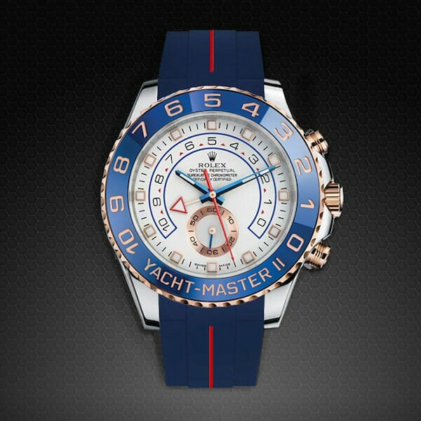 Rolex Yachtmaster 2 Steel And Rose Gold