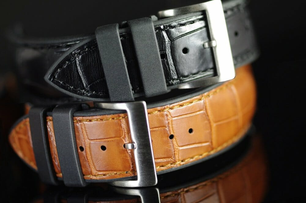 Best Leather Watch Straps >> Best Genuine Leather Strap For Any Watch Brand Rubber B