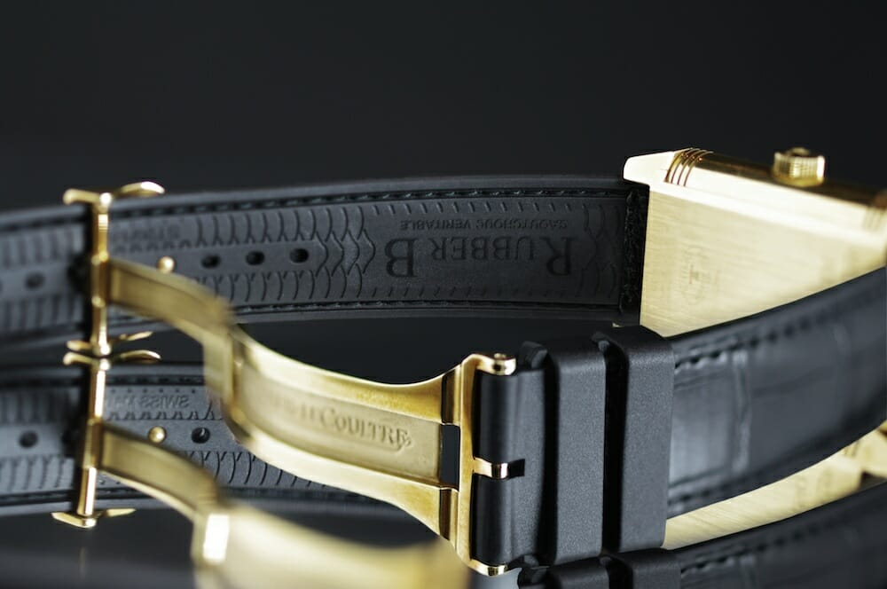Genuine Leather Straps For Luxury Watches Rubber B