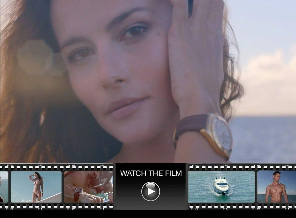 Stills from A Timeless Love Affair: A Short Film by Rubber B