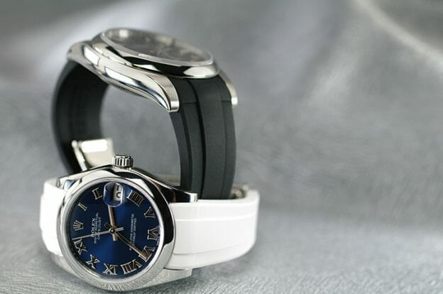 Rubber B Straps for Rolex Oyster Perpetual and Datejust 31