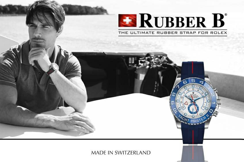 Rubber B: Maker of the Ultimate Rubber Strap