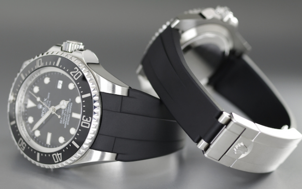 The Best Rubber Strap for the Rolex Deepsea 116660