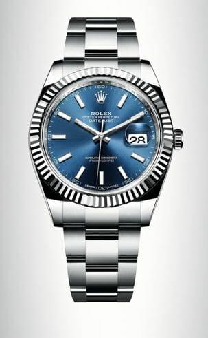 Rolex Datejust Case ref. 126334 Bracelet ref. 72610