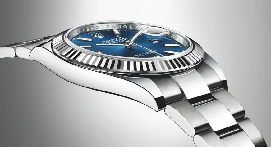Oyster Perpetual Rolex Datejust ref. 126334