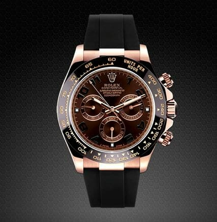 Best Bracelet for the Rolex Daytona