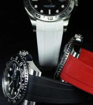 Replacement bands for the Rolex GMT Master II
