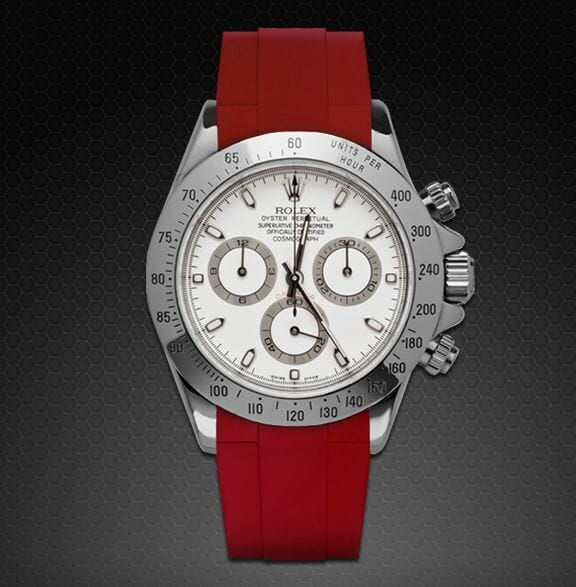 Red Band for the Rolex Daytona
