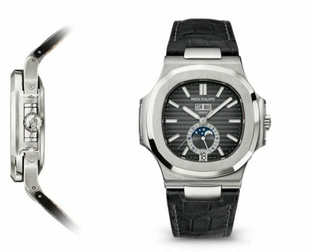 Patek Philippe Nautilus 5726A Stainless Steel Reference 5726A-001