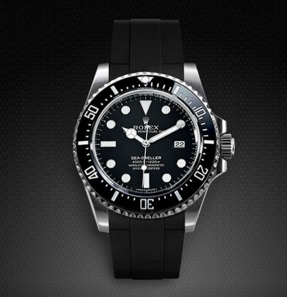 Rolex Sea-Dweller 4000 Reference 116600