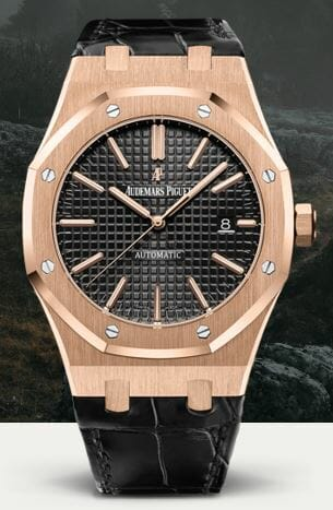 Audemars Piguet Royal Oak Ref 15400OR.OO.D002CR.01