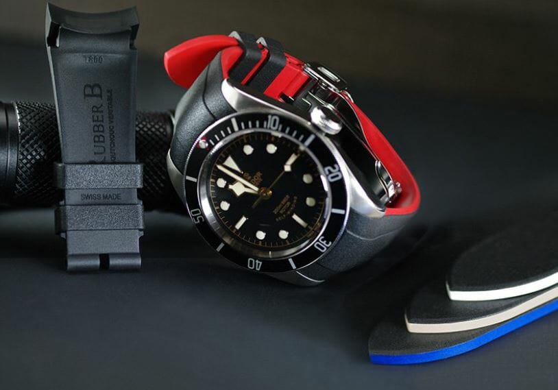 Dual Color Bracelets for the Tudor Black Bay 41