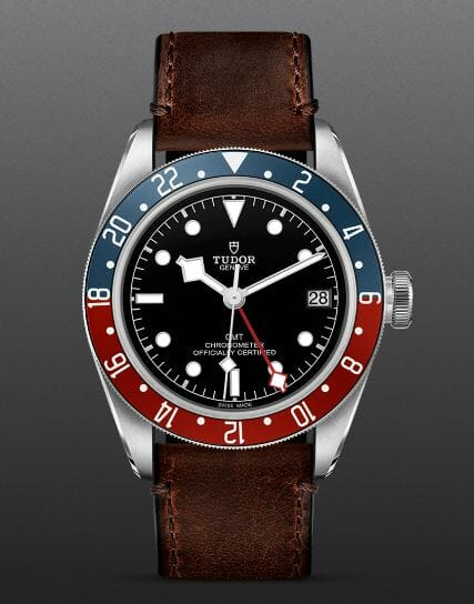 New Tudor Black Bay GMT Reference m79830rb-0002
