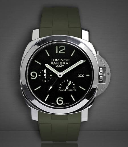 Military Green Band Reference PAM00580