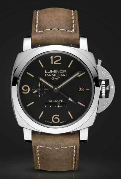 Panerai Luminor 1950 10 Days GMT Automatic Acciaio - 44mm PAM00533