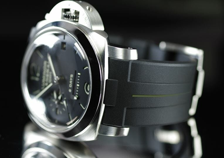 Black Band for the Panerai Reference PAM01359