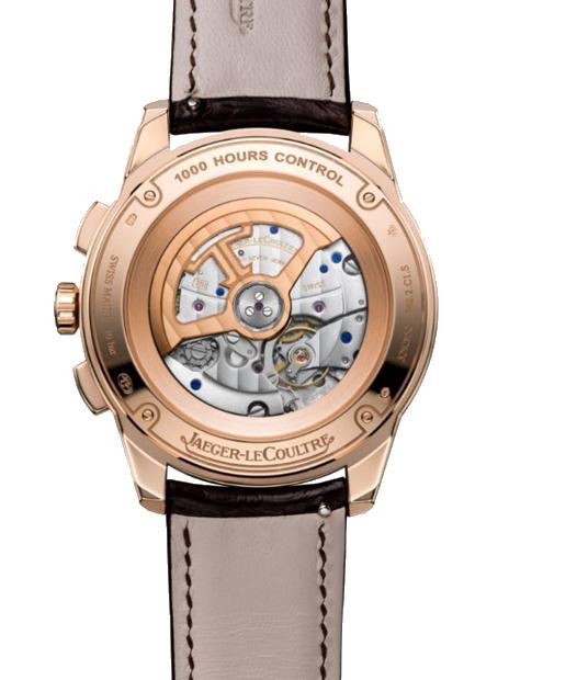 Jaeger-LeCoultre Polaris Chronograph - back