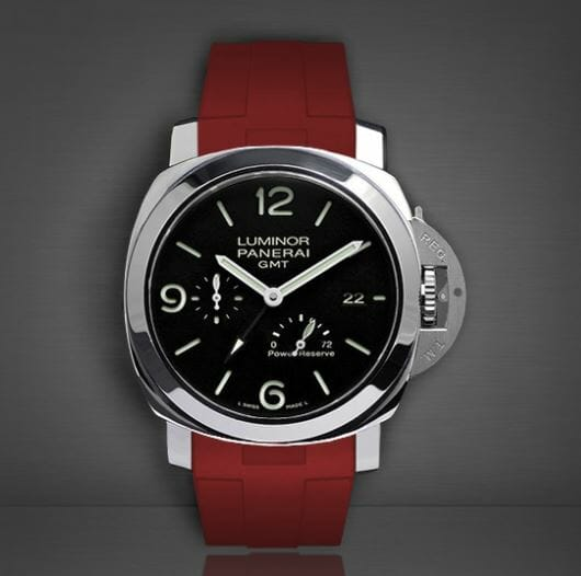 Red Rubber B Band for the PAM001312
