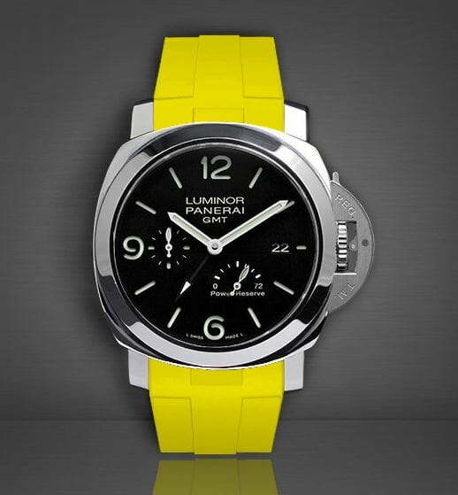 Yellow Bracelet for the Panerai Reference PAM01359
