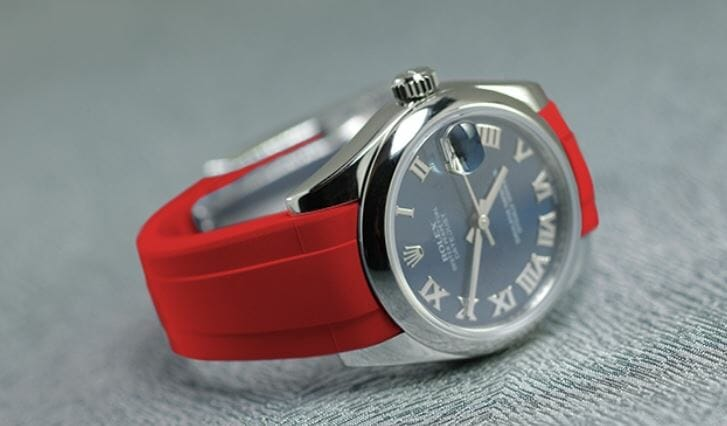 Red Bracelet for the Oyster Perpetual Datejust 31