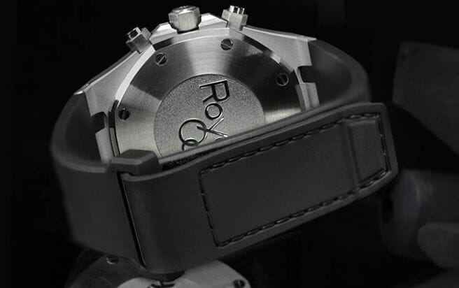 AP Royal Oak Velcro band