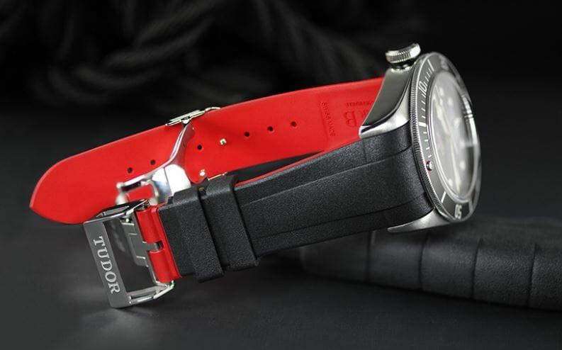 Designer Bands for the Tudor Heritage Black Bay GMT 41mm