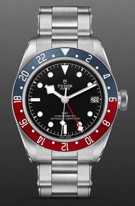 Tudor Heritage Black Bay GMT 41mm