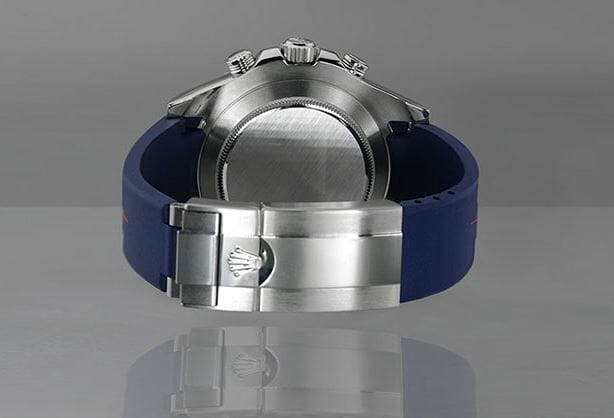 Rubber B bracelets for the new Rolex Yacht-Master IIRubber B bracelets for the new Rolex Yacht-Master II