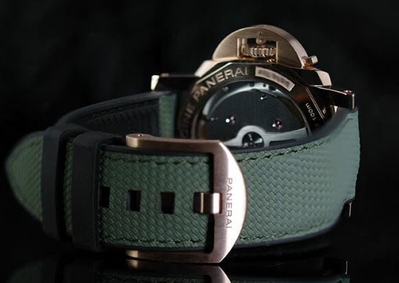 Rubber B Launches the new SwimSkin Bracelets for Panerai Timepiece the 40mm and 42mm