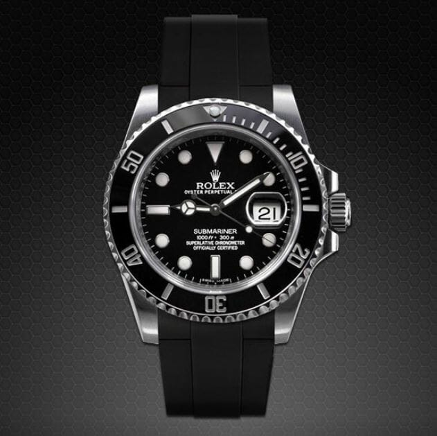Rolex Submariner with Ceramic Case