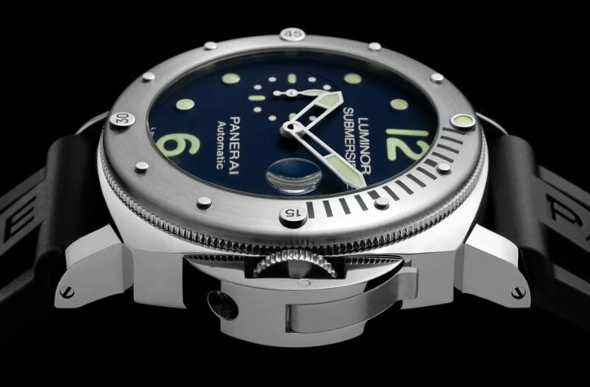 Panerai Luminor Limited Edition Luminor Submersible Acciaio PAM00731