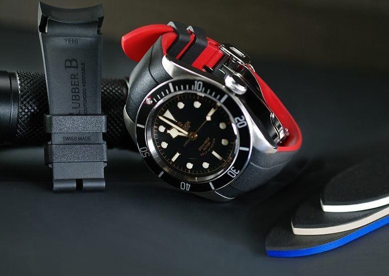 5 Bracelets for the Tudor Black Bay m79230r-0012