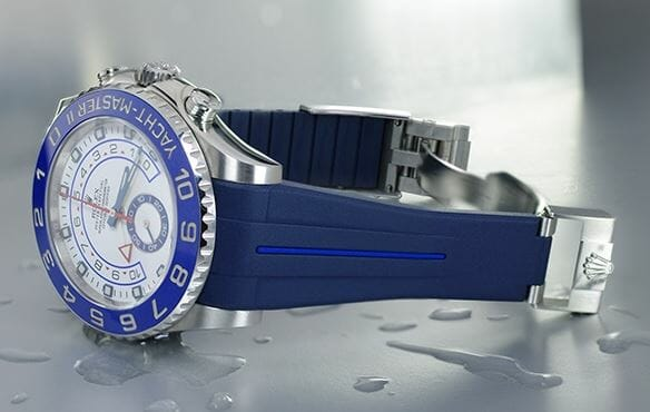 Designer Bands for the Rolex Yacht-Master II