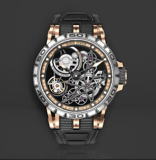 Roger Dubuis Reference RDDBEX0574