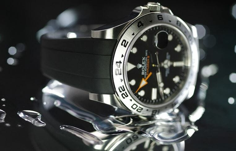Rolex Explorer II Side View