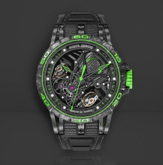 Roger Dubuis Excalibur Aventador S Reference RDDBEX0653