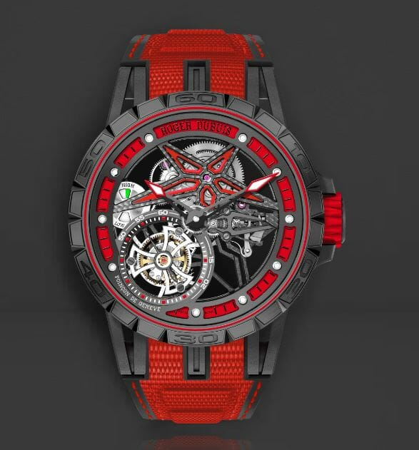 Roger Dubuis RDDBEX0644 with Red Band